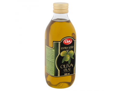 CBA extra szűz olívaolaj 500ml