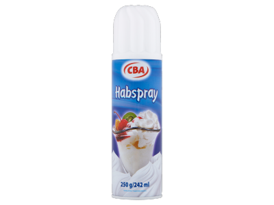 CBA UHT habspray 250g