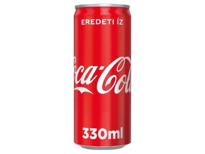 Coca-Cola colaízű szénsavas üdítőital 330ml