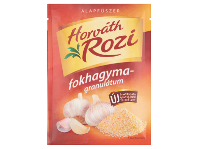 Horváth Rozi fokhagymagranulátum 15g