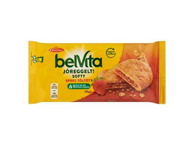 belVita JóReggelt! softy keksz epres töltött 50g