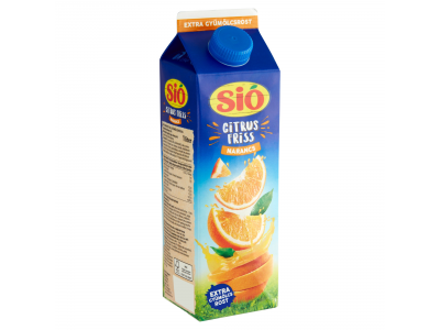 Sió citrus friss narancs ital gyümölcshússal 1l