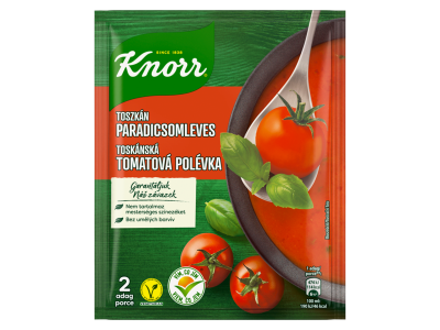 Knorr toszkán paradicsomleves 59g