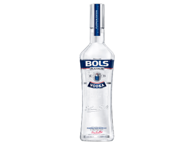Bols platinum vodka 40% 0,5l