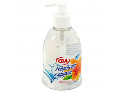 CBA Folyékony szappan hibiszkusz virág kivonattal 300ml