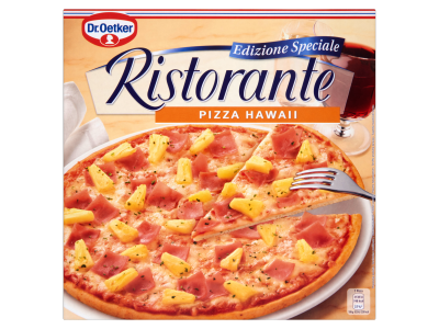 Dr. Oetker Ristorante Pizza Hawaii 340g
