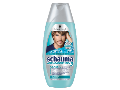 Schauma sampon korpásodás ellen classic 250ml