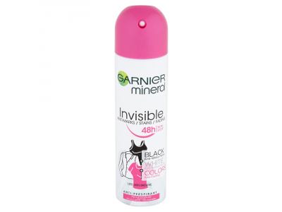 Garnier mineral invisible bwc dezodor spray 150ml