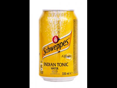 Schweppes Tonic szénsavas üdítőital 330ml