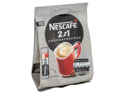 Nescafé 2in1 instant kávé 10x8g