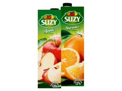 Suzy gyümölcsital 2x1l