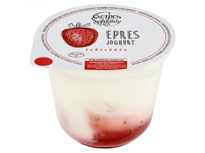 Cserpes epres joghurt 250g