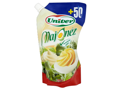 Univer majonéz 510 g+50g