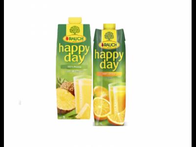 Happy Day gyümölcslé 1l