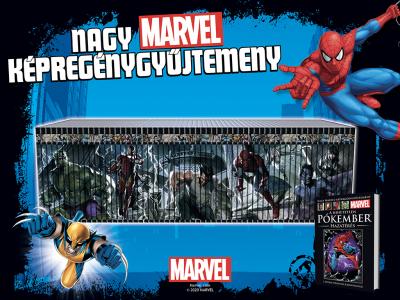 Marvel képregény sorozat