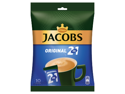 Jacobs 2in1 10x14 g