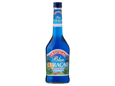 Tropical blue curacao likőr 14,5% 0,5l