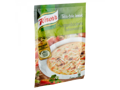 Knorr Telis-tele levesek húsgombócleves fodrosmetélttel 50g