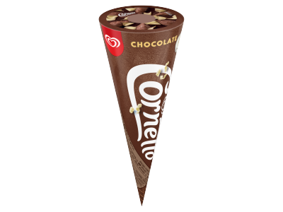 Cornetto tölcséres jégkrém csokoládé 120ml
