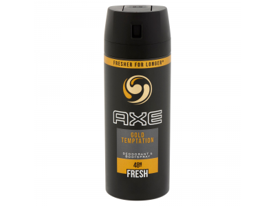 Axe deo spray gold temptation 150ml