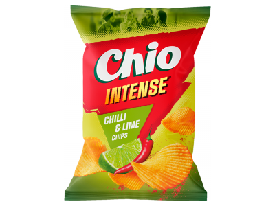 Chio Chips chili & lime intense 65g
