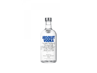 Absolut vodka 40% 0.7l