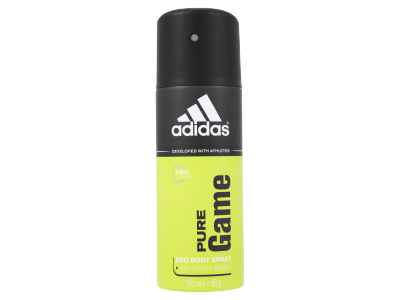 Adidas for men deospray pure game 150ml