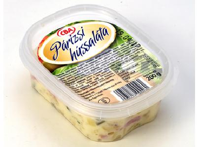 CBA párizsi hússaláta 200g
