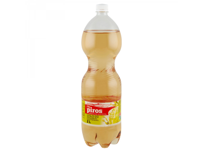 CBA PIROS szénsavas, cukormentes üdítőital szőlő ízű 2l
