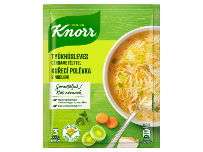 Knorr tyúkhúsleves cérnametélttel 69g