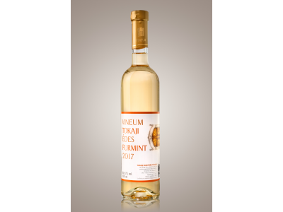 Vineum Tokaji Furmint édes fehérbor 12% 2017 0.5l