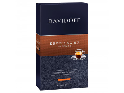 Davidoff őrölt pörk.kávé café grande cuvée espresso57 250g