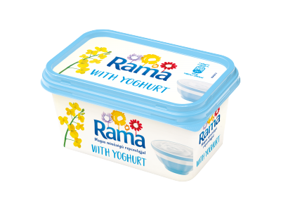 Rama joghurízű light margarin 500g
