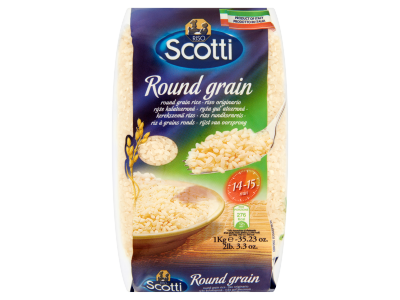 Riso Scotti kerekszemű rizs 1kg
