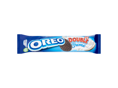 Oreo keksz dupla krémes 157g