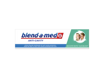 Blend-A-Med fogkrém anticavity healthy white 100ml
