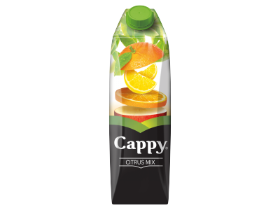 Cappy citrus mix nektár 1l