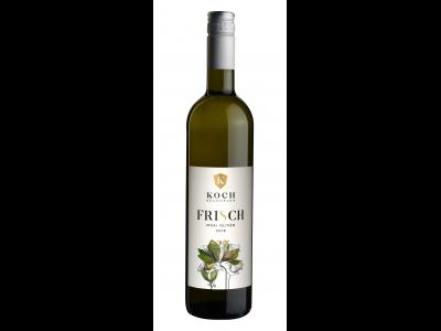 Koch Frisch Irsai Olivér száraz fehérbor 0.75l