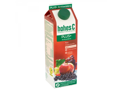 Hohes C Plus red multivitamin 100% 1l
