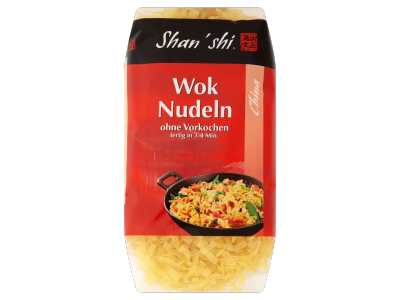 Shan Shi woktészta 250g