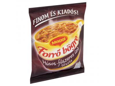 Maggi forró bögre tészta húsos-fűszeres 59,2g