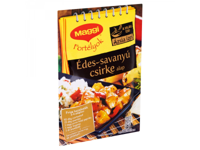 Maggi fix édes-savanyú csirke 55g