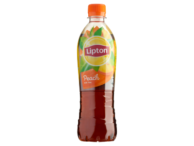 Lipton ice tea őszibarack ízű szénsavmentes üdítőital 0.5l