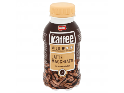 Müller kaffe latte macchiato 250ml