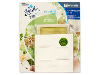 Glade Discreet elektr.készülék bali 1db