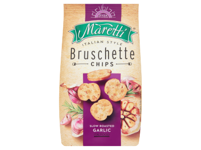 Bruschetta maretti kenyérkarika fokhagymás 70g