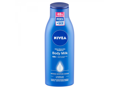 Nivea intenzív testápoló tej száraz bőrre 400ml