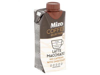 Mizo Coffee Selection Latte laktózmentes,koffeinmentes 330ml