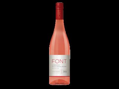 Font Kunsági Cabernet Sauvignon rosé bor 0.75l