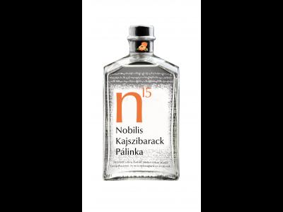 Nobilis kajszibarack pálinka 40% 0.5l